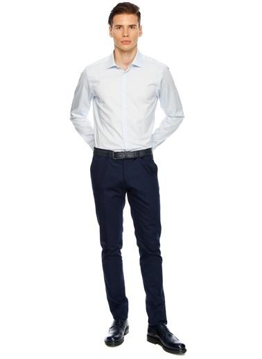 Kip Kip Regular Fit Düz Açık Mavi Gömlek Mavi